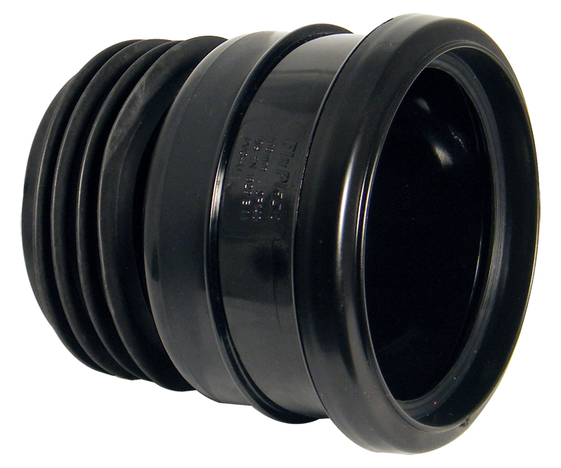 FloPlast 110mm Soil Universal Pipe Connector